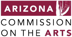 Logo for Arizona Commission on the Arts