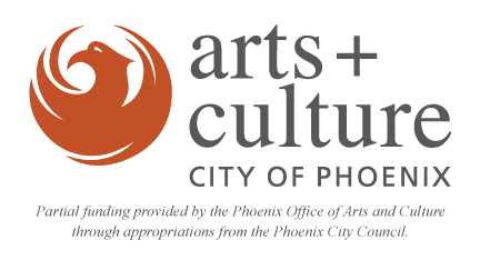 Logo for City of Phoenix Office of Arts and Culture
