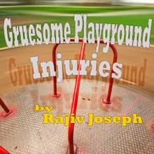 Gruesome Playground Injuries: May 18 – June 2, 2012
