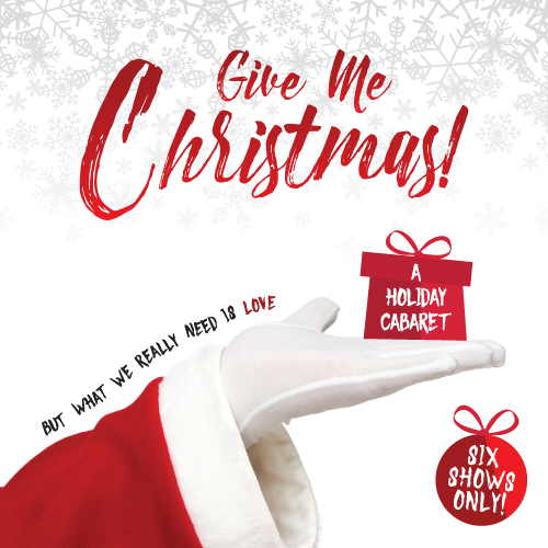 Give Me Christmas!, part of the 2016-2017 season